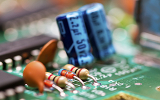 Circuit board repair, industrial